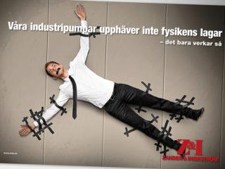 Zander & Ingeström affisch