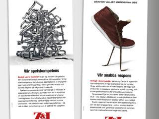 Zander & Ingeström rollups